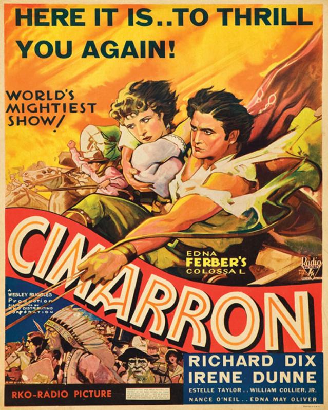 Cimarron-Poster